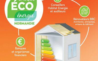 Chèque éco-énergie de la Région Normandie. Des subventions pour financer vos travaux de rénovation énergétique BBC Rénovation